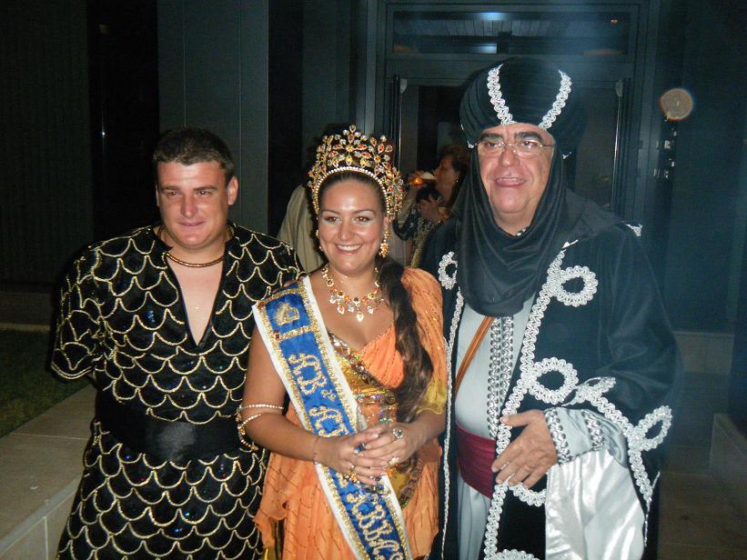 CENA MEDIEVAL 2009